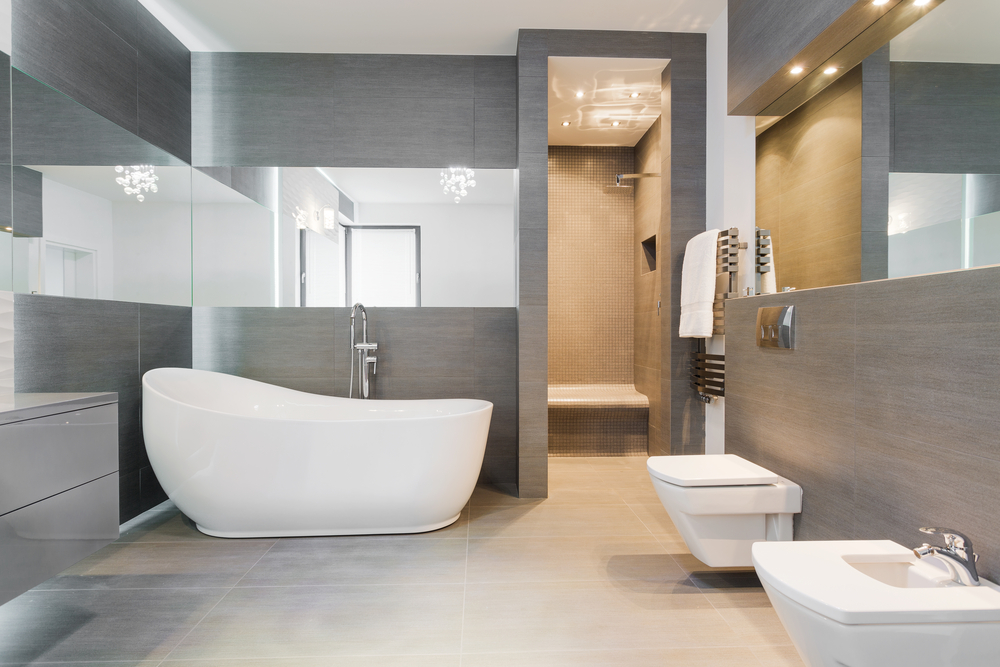 Richmond Hill Dream Home Lighting Bathroom