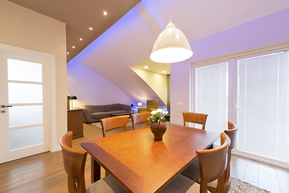 Dining Room | Dream Home Lighting Guide