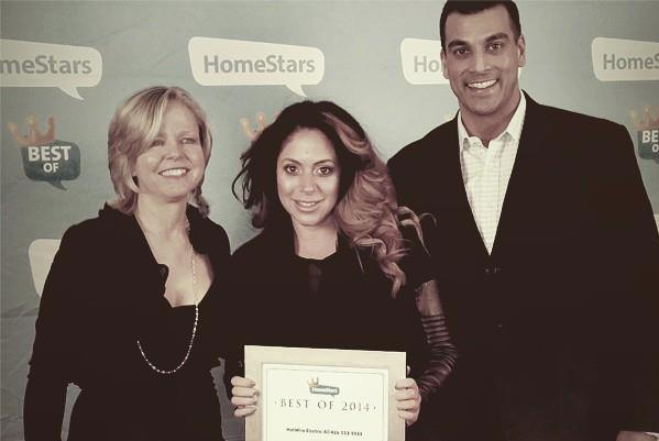 Interview with a HomeStars award-winner: Hanna Taylor, Hotwire ...