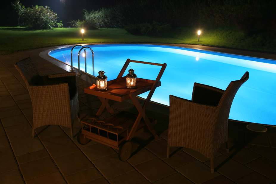 energy using outdoor lighting.