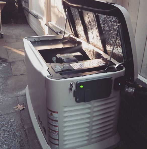 The benefits of having a back-up generator - Hotwire