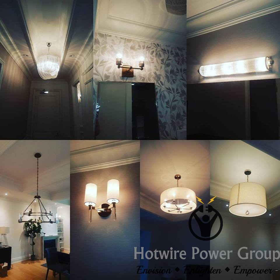 Toronto Electrical Contractors - Types of Basement Lighting